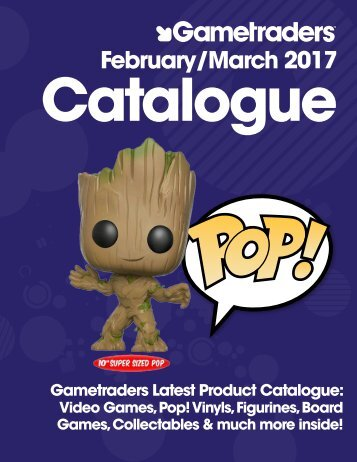 Gametraders February 2017  Catalogue