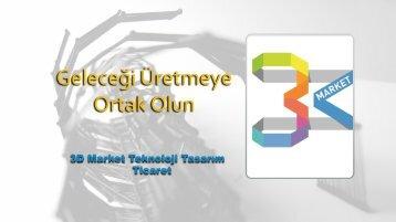 3D Market Bayi Presentation