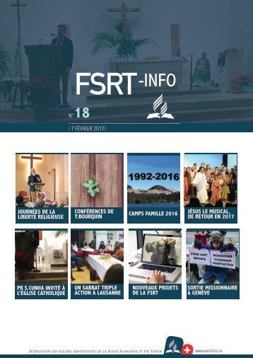 FSRT-info Février 2017