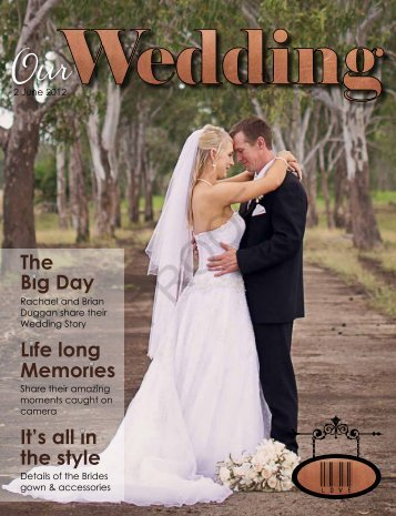 wedding magazine small