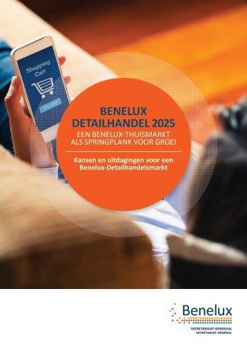 BENELUX DETAILHANDEL 2025