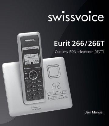 Eurit 266/266T