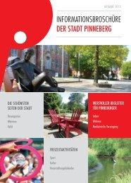 Bürger-Informationsbroschuere Pinneberg