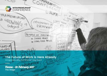 The Future of Work is Here Already Vienna - 23 February 2017
