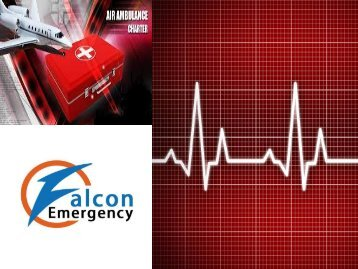 Falcon Emergency Air Ambulance services in Allahabad and Bagdogra
