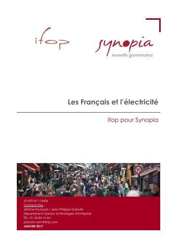 Les Français et l'électricité