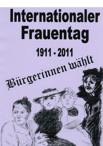 """Die """"neue"""" Frauenbewegung - Landkreis Limburg-Weilburg"""