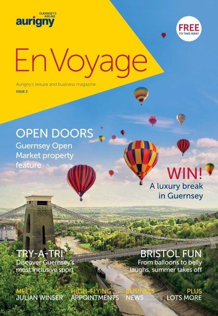 En Voyage - Issue #3
