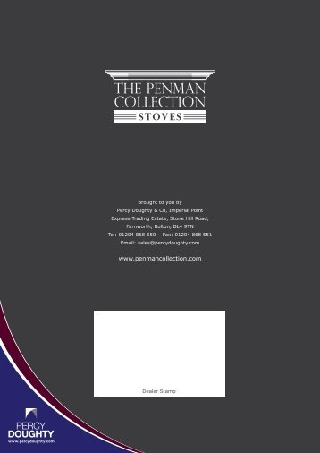 the pENMAN COLLECTION