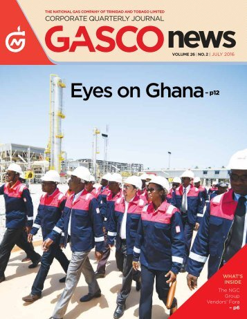 Eyes on Ghana