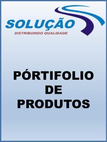 CATALOGO SOLUÇÃO 2017