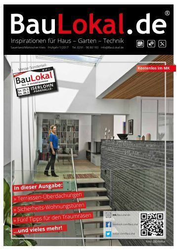 BauLokal.de Märkischer Kreis 1/2017