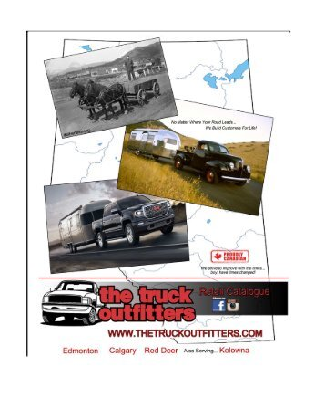 The Truck Outfitters Retail Catalogue (2017)