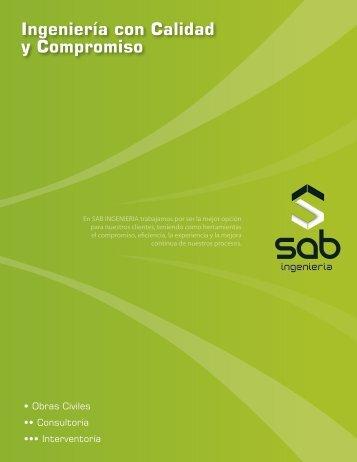 Brochure_SAB INGENIERIA SAS