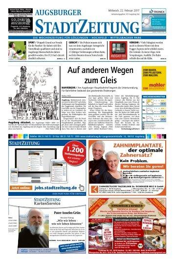 101 Augsburg - Süd 22.02.2017