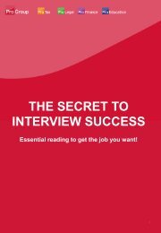 Interview Booklet