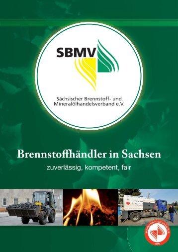 Brennstoffhändler in Sachsen - Sächsischer Brennstoff
