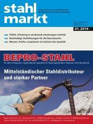 stahlmarkt 1.2014 (Januar)