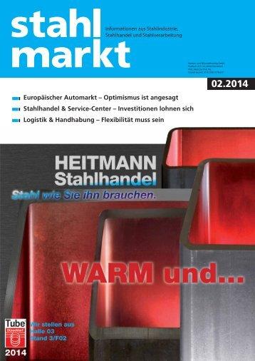 stahlmarkt 2.2014 (Februar)