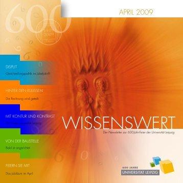 WISSENSWERT - 600 Bäume
