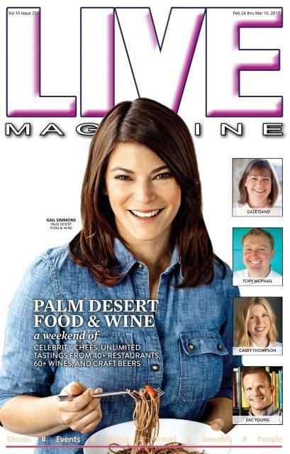LIVE Magazine Issue #253 February 24, 2017