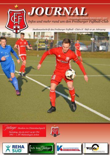 Heft 10 FFC - FC Realasingen-Arlen