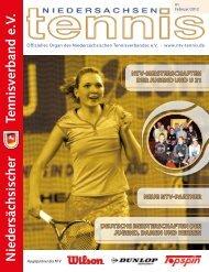 Jugend - Niedersächsischer Tennisverband e.V.