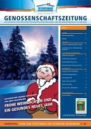 informativ - bei der Wewobau eG Zwickau