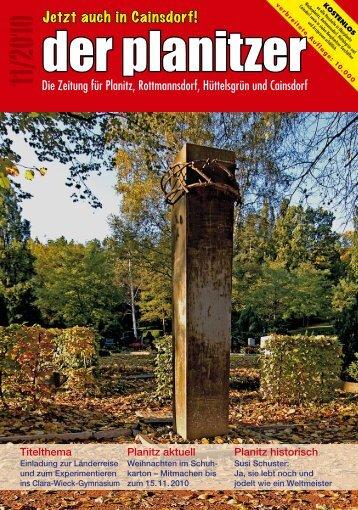 2010 (PDF) - der planitzer