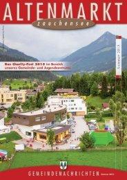 Gemeindenachrichten Sommer 2015