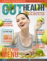 Gut Health Problems - February 2017