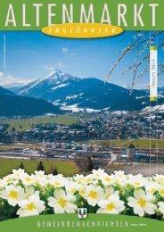 Gemeindenachrichten Ostern 2014