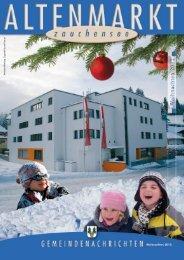 Gemeindenachrichten Weihnachten 2012