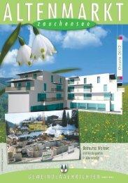 Gemeindenachrichten Ostern 2012