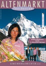 Gemeindenachrichten Herbst 2011