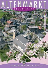 Gemeindenachrichten Ostern 2010