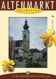 Gemeindenachrichten Herbst 2009