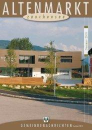 Gemeindenachrichten Sommer 2010