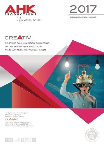 AHK creativ 2017