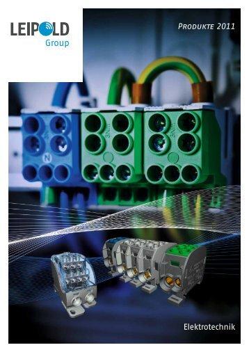 Produkte 2011 Elektrotechnik - Sputnik
