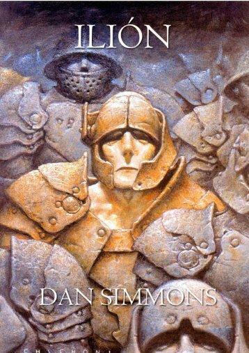 Ilion 1 El Asedio - Simmons Dan