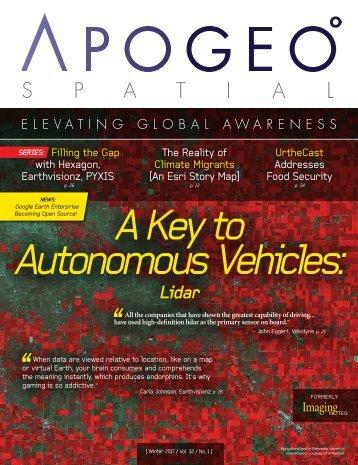 A Key to Autonomous Vehicles