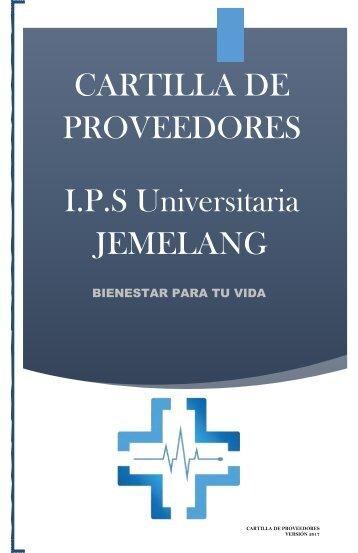 CARTILLA DE PROVEEDORES TERMINADA