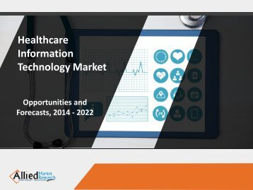Healthcare Information Technology (IT)