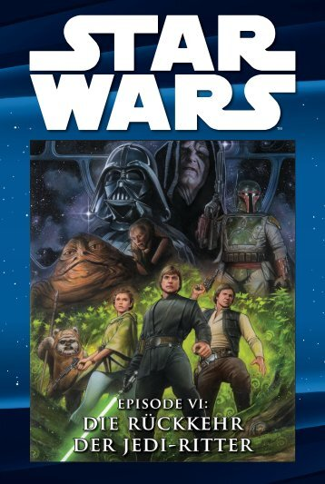 Star Wars Comic-Kollektion Band 13 (Leseprobe)