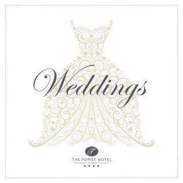 Fowey 2016 Wedding Brochure WEB