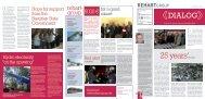 DIALOG Issue 11/2008 (pdf-File) - Rehart Group