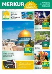 MERKUR Ihr Urlaub Folder März 2017