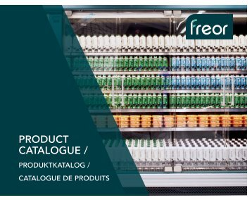 Freor general product catalogue