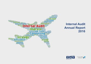 Internal Audit Report 2016
